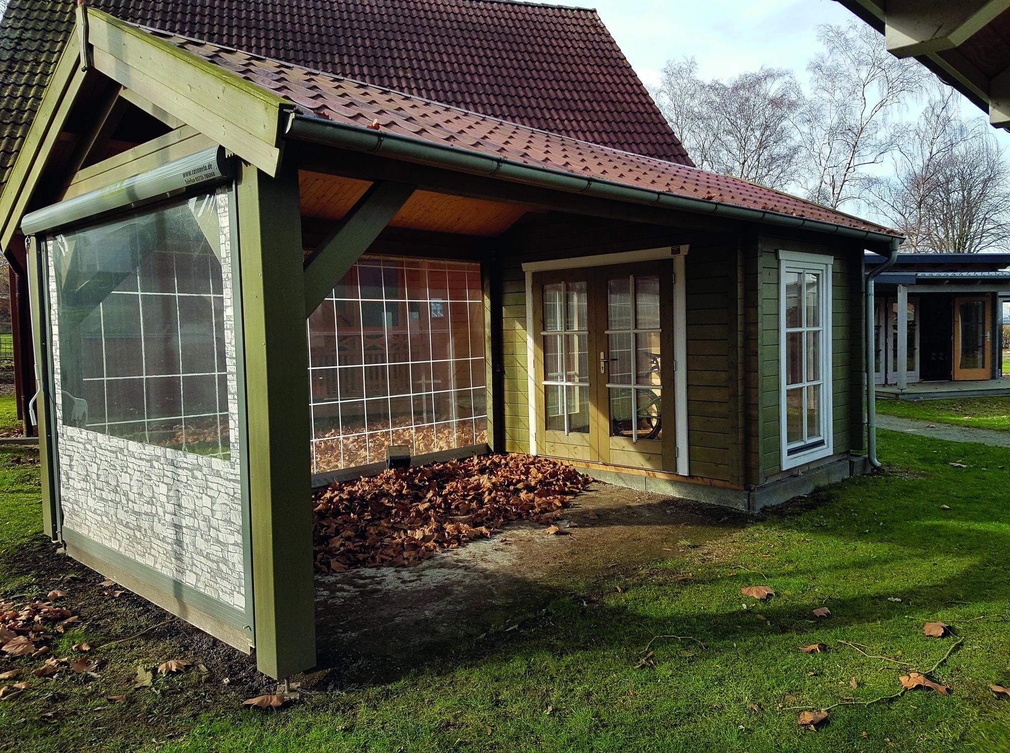 Mehrzweck-Gartenhaus